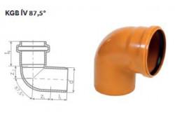 PVC KG 315X87,5 IVIDOM  10020106  KGPVC