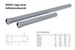 PVC 110 LEFOLYÓCSŐ 110/2000 SDR51  10120053