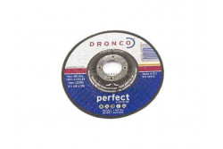 VÁGÓKORONG DRONCO PERFECT 125 X 2,5 X 22  AB-050712534201
