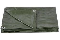 TAKARÓPONYVA, 2×3M LEFŰZŐ LYUKAKKAL  MB-11110   VÍZÁLLÓ, 70G/NM, PE, STANDARD